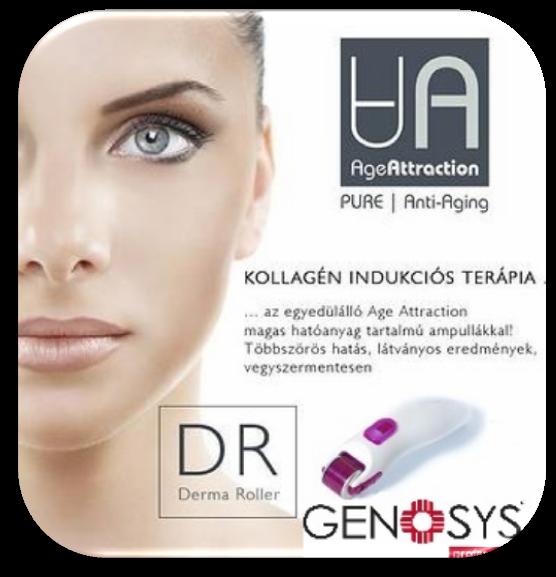 Dermaroller kezelés 3.kerület kozmetika
